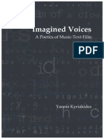 Imagined Voices - A Poetics of Music-Text-Film  /  Yannis Kyriakides