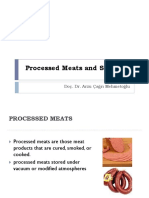 Processed Meats and Seafoods