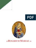 Santo Rosario en Latin