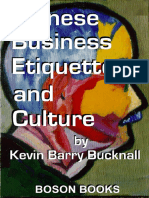 Business China - Chinese Business Etiquette And Culture - Bucknall (Boson Books) - 1999.pdf