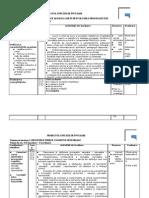 Proiectare Unitati de Invatare - Sem I 2010-2011