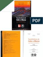 Transferência de Calor -Ed 4 - Çengel