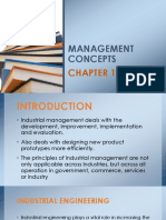 Chapter 1 - Concepts