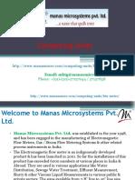 BTU meter | btu meter manufacturer  - Manasmicro