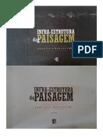 Infra-Estrutura Da Paisagem - Juam Luis Mascaró