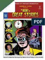 04 Dramatica Comic Book 2004
