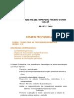 DESAFIO PROFISSIONAL CURSO