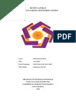 Review Laporan Manajemen Proyek