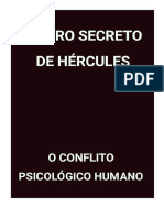O Livro Secreto de Hercules - O Conflito Psicologico Humano [Último Livro]