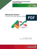 HMAPS TEMP Manual de Usuario HMAPS AA Altas, Bajas y Transferencias