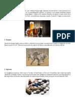 Cinco Drogas Legales