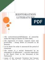 5 Restoration literature.pptx