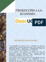 Introd. a La Economia Clase 1