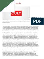 Fenomenologia e Estética - Revista Cult