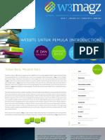 W3Magz Edisi 1 Tahun 1.pdf