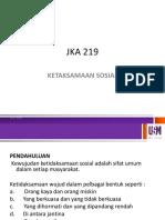 JKA 213 Intensif 2018 2