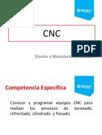 CNC Introducción