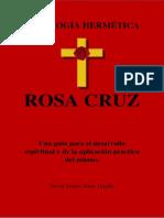 PEDAGOGÍA HERMÉTICA - ROSA CRUZ