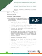 Ejemplo Procedimiento Revision Auditoria Sgsst