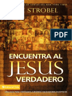 Encuentra al Jesus Verdadero - Lee Strobel.pdf