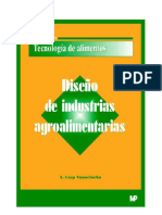 Diseño de Industrias Agroalimentarias_Ana Casp