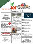 9. September 2018 Kids' Corner