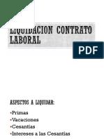 Ejercicio Liquidacion Contrato Laboral(1)