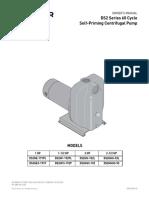 Sta-rite Series DS2 Pump Manual