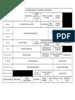 Tabla I. Periodizaciones en Archivística