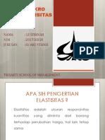 Chapter 4 Elasticity - Lusiyanah 201750258.pptx