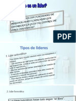 tipos lideres