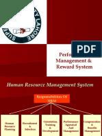 Performance & Compensation Management