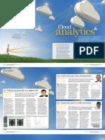 Cloud Analytics by David S Smith Feb-Mar 2013