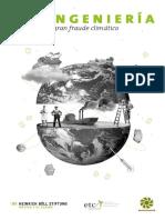Geoingenieria El Gran Fraude Climatico