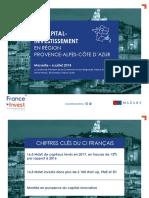 France Invest Etudes 2017 Region Paca