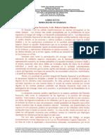 Comentarios | Libro Sexto - Derecho de Sucesiones