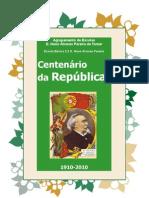 1910-2010 Centenário da República Portuguesa