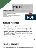 3. Sistemas Históricos de Organización Económica