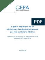 Informe de CEPA