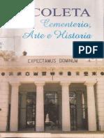 Recoleta Cementerio Arte e Historia