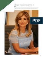 23-08-2018 - Ejecutivo y Judicial logran menos observaciones en Cuenta Pública 2017 - Elimparcial
