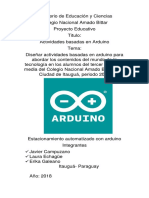 Proyecto Arduino Perla
