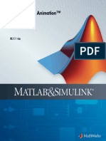 Simulink® 3D Animation™ User's Guide | Matlab | 3 D Computer