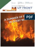 Upfront 2018 August_IABM newsletter