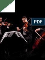 Fröhliche Weihnacht überall, Christmas Music, String Quartet