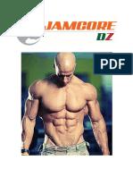 Musculation - Programme JamCore