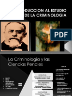 Tema_introduccion Al Estudio de La Criminologia._2017ppt