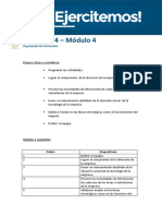 Actividad 2 Módulo 4