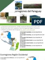 Las Ecorregiones Del Paraguay