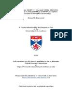 Simon W. Townsend PhD Thesis